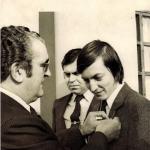 Simultáneas. Karpov en Oviedo. 1981
