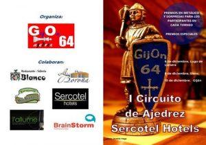 Circuito Ajedrez Sercotel: Hotel La Boroña