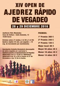 XIV Open de Ajedrez de Vegadeo