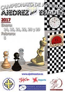 Campeonato de Asturias por Edades (sub8-sub18)