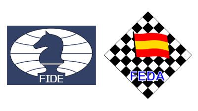 Elo FIDE y Feda Enero 2018