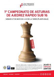 Campeonato de Asturias de Ajedrez Rapido por Edades