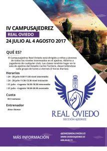 IV Campus de Ajedrez Real Oviedo