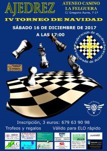 IV Torneo de Navidad Casino de la Felguera
