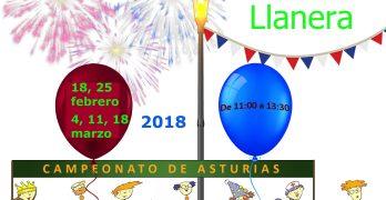 Circular Campeonato de Asturias Escolar por Equipos