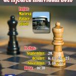 Campeonato de Asturias Individual. Circular Byes.