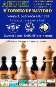 V Torneo de Navidad Casino La Felguera