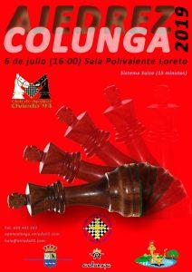 XIX Open de Ajedrez Villa de Colunga
