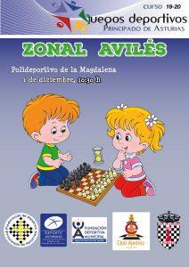 Juegos Deportivos del Principado. Zonal de Avilés