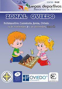 Juegos Deportivos del Principado. Zonal de Oviedo