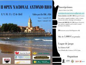 II Torneo Nacional Antonio Rico